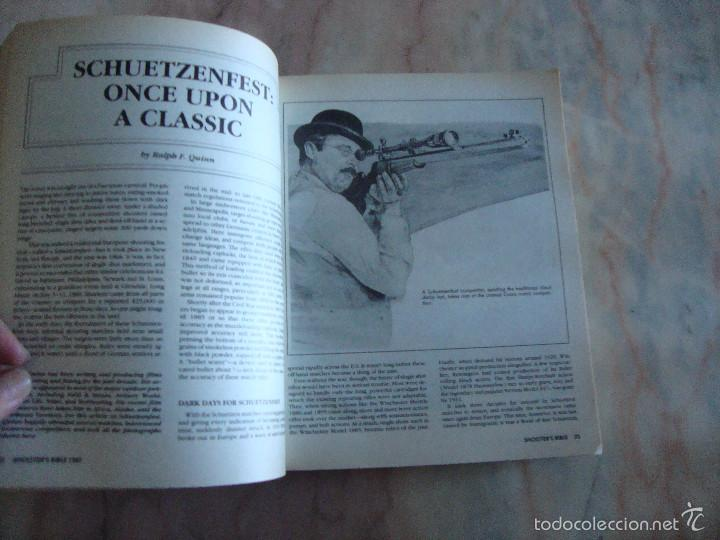 Militaria: (TC-3) INTERESANTE CATALOGO DE ARMAS SHOOTER'S BIBLE 1978 Nº 78 THE WORD'S STANDARD FIREARMS BOOK - Foto 2 - 58226240