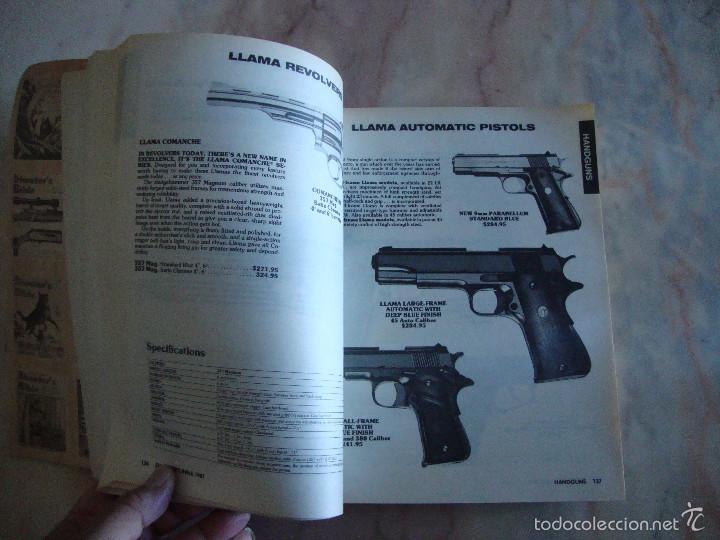 Militaria: (TC-3) INTERESANTE CATALOGO DE ARMAS SHOOTER'S BIBLE 1978 Nº 78 THE WORD'S STANDARD FIREARMS BOOK - Foto 3 - 58226240