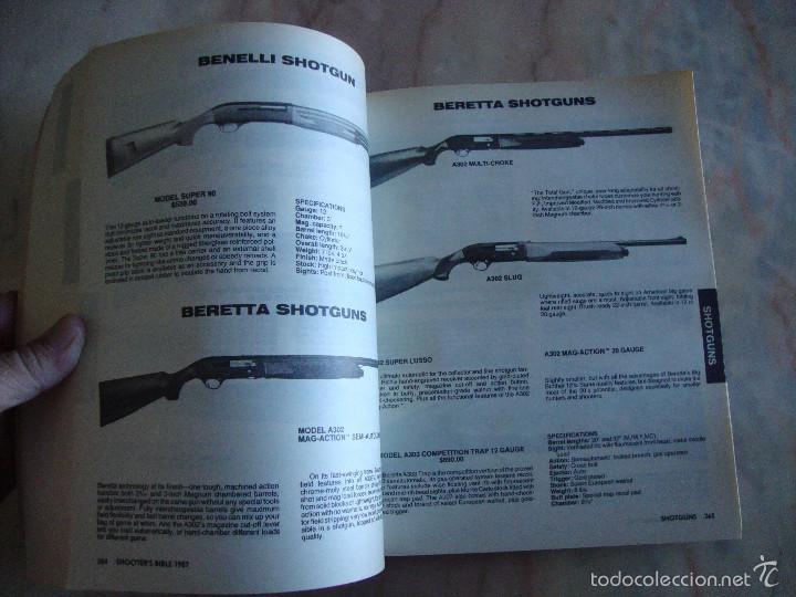 Militaria: (TC-3) INTERESANTE CATALOGO DE ARMAS SHOOTER'S BIBLE 1978 Nº 78 THE WORD'S STANDARD FIREARMS BOOK - Foto 4 - 58226240
