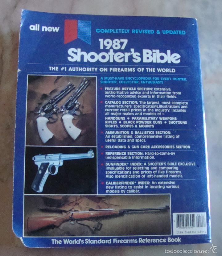 Militaria: (TC-3) INTERESANTE CATALOGO DE ARMAS SHOOTER'S BIBLE 1978 Nº 78 THE WORD'S STANDARD FIREARMS BOOK - Foto 7 - 58226240