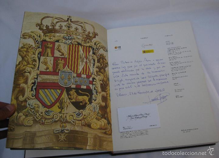 Militaria: FIRMADO ! IMPOSIBLE LIBRO LA FORMACION DE UN PRINCIPE DE LA ILUSTRACION JAVIER GUILLAMON ALVAREZ - Foto 2 - 58233964
