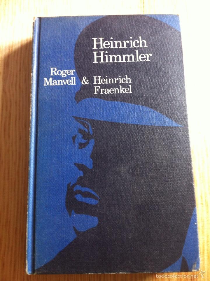 HEINRICH HIMMLER (Militar - Libros y Literatura Militar)