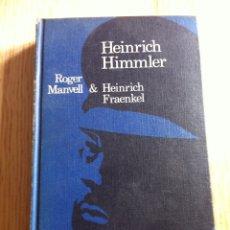 Militaria: HEINRICH HIMMLER. Lote 58257639