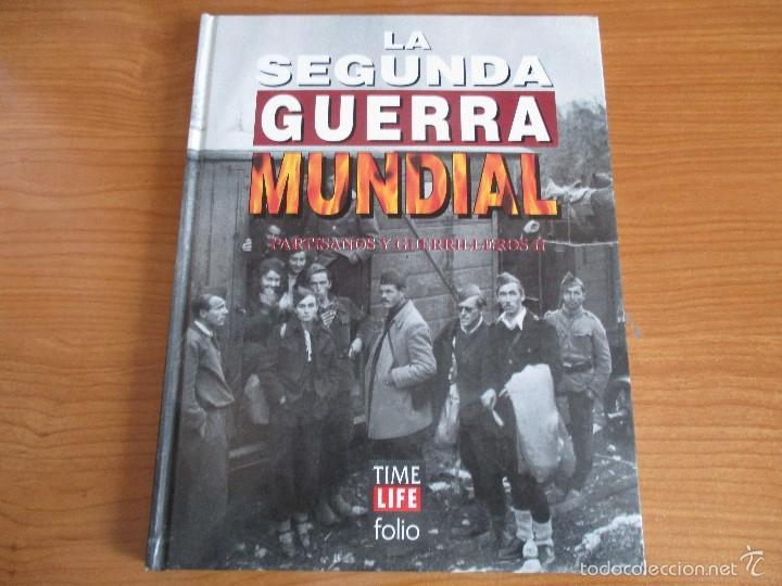 LA 2ª GUERRA MUNDIAL - TIME LIFE FOLIO: Nº 36 : PRISIONEROS DE GUERRA II (Militar - Libros y Literatura Militar)