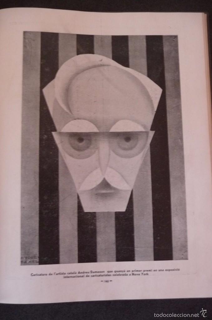 Militaria: (JX-1803)ALBUM RECORD FRANCESC MACIA-ANY 1934-GRAFIQUES RIBERA-BARCELONA 1934-MUY ILUSTRADO-VER FOTO - Foto 5 - 58360860