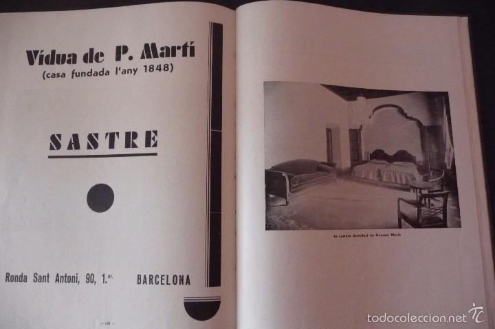 Militaria: (JX-1803)ALBUM RECORD FRANCESC MACIA-ANY 1934-GRAFIQUES RIBERA-BARCELONA 1934-MUY ILUSTRADO-VER FOTO - Foto 6 - 58360860