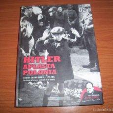 Militaria: BIBLIOTECA EL MUNDO: SEGUNDA GUERRA MUNDIAL , Nº 2 - HITLER APLASTA POLONIA. Lote 58437908