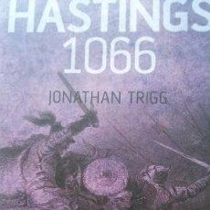 Militaria: HASTINGS 1066. BATTLE STORY.. Lote 58477697