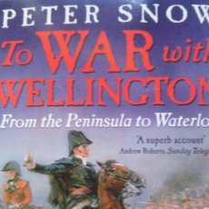 Militaria: TO WAR WITH WELLINGTON.. Lote 58477769