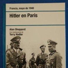 Militaria: OSPREY - SEGUNDA GUERRA MUNDIAL - PARÍS, 1940. Lote 58589366