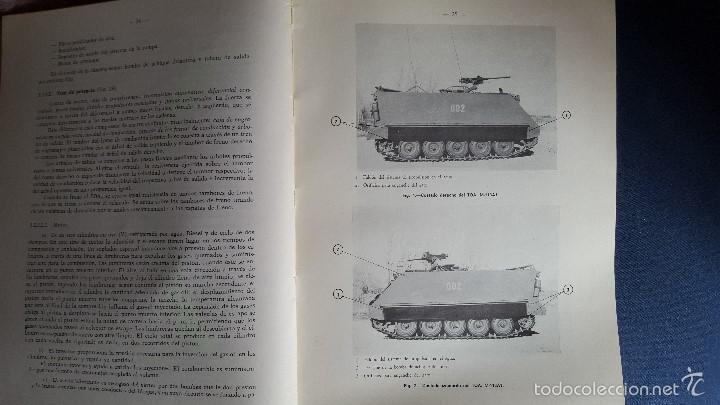 Militaria: Manual transporte oruga acorazado. Ilustrado.GRAN FORMATO - Foto 2 - 59690351