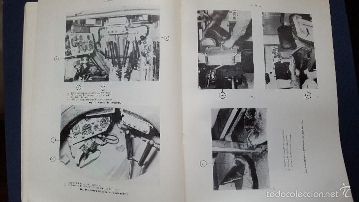 Militaria: Manual transporte oruga acorazado. Ilustrado.GRAN FORMATO - Foto 3 - 59690351
