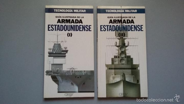 ARMADA ESTADOUNIDENSE. GUIAS ORBIS DE TECNOLOGIA MILITAR (Militar - Libros y Literatura Militar)