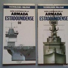 Militaria: ARMADA ESTADOUNIDENSE. GUIAS ORBIS DE TECNOLOGIA MILITAR. Lote 59835768