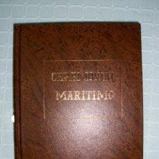 Militaria: PUBLICACIÓN CURIOSA - CEREMONIAL MARÍTIMO - EDITORIAL NAVAL - PRIMERA EDICIÓN DICIEMBRE 1988. Lote 59910727
