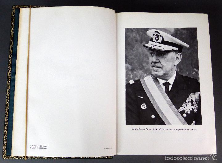 Militaria: Discursos y escritos Almirante Carrero Blanco 1943 - 1973 Inst Estudios Políticos 1974 - Foto 4 - 60423319