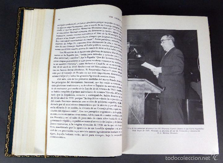 Militaria: Discursos y escritos Almirante Carrero Blanco 1943 - 1973 Inst Estudios Políticos 1974 - Foto 5 - 60423319