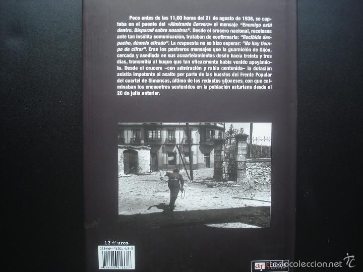 Militaria: De Comandante Crucero Cervera a Comandante militar Gijón...Artemio Mortera Pérez - Foto 3 - 60438859