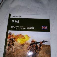 Militaria: OSPREY FUERZAS DE ÉLITE EL SAS. Lote 60635641