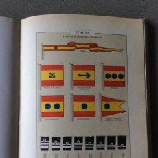 Militaria: ALMANACCO NAVALE 1940. ALMANAQUE NAVAL TODOS LOS BARCOS DEL MUNDO DURANTE LA GUERRA MUNDIAL.. Lote 60635943