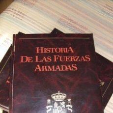 Militaria: HISTORIA DE LAS FUERZAS ARMADAS. Lote 60647851