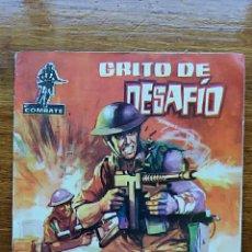 Militaria: COMIC GRITO DE DESAFIO TRIPOLI-EGYPT. EDIT COMBATE. AVENTURAS ILUSTRADAS FERMA . Lote 60782547