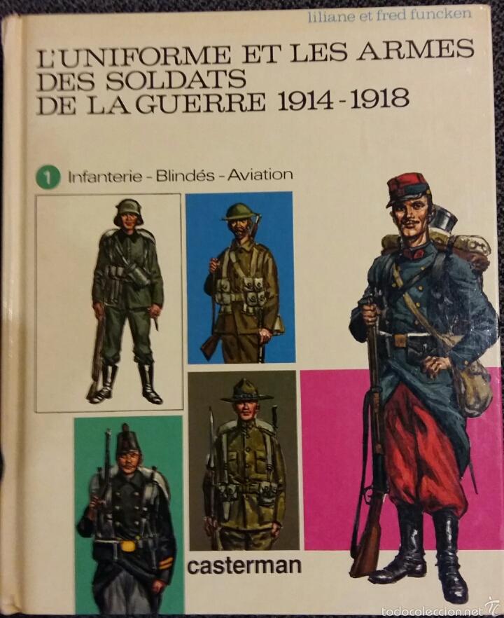 48ac30f5dbf Libro uniformes primera guerra mundial - Huelva - Tomo 1 de l' uniforme