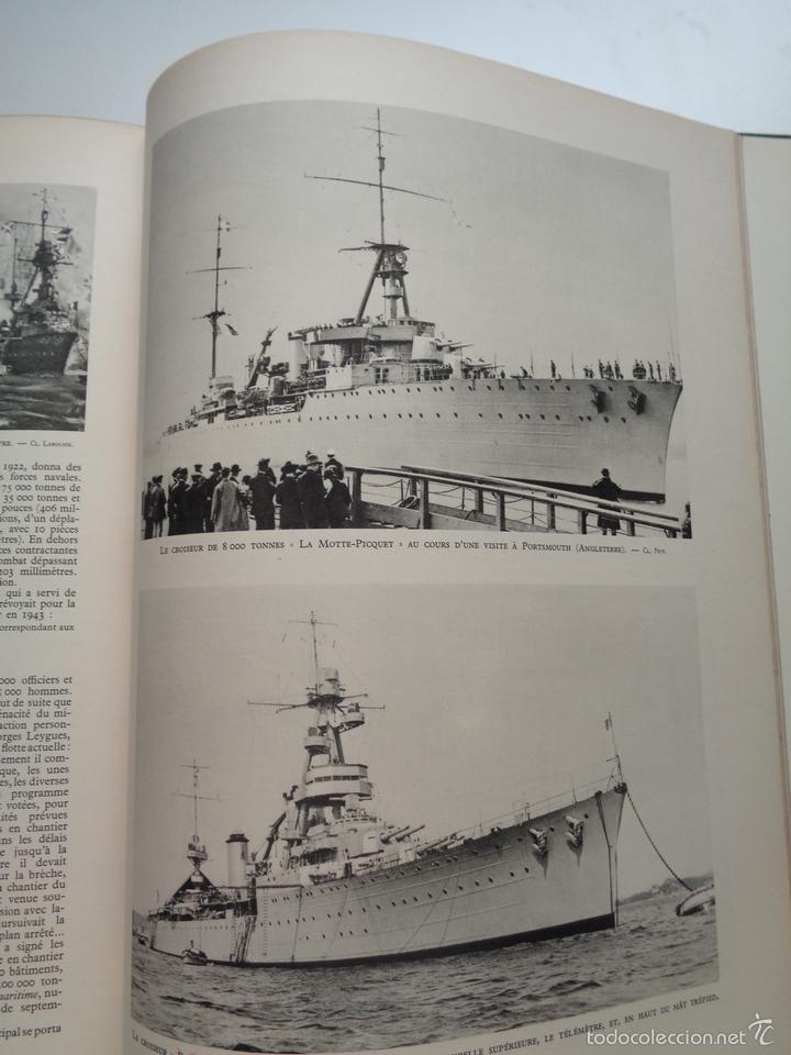 Militaria: HISTOIRE DE LA MARINE FRANCAISE.M0718 - Foto 7 - 61249219