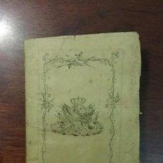 Militaria: BIBLIOTECA MILITAR PORTATIL.COMPENDIO DE HISTORIA MILITAR POR V.G. PARTE PRIMERA AÑO 1850. Lote 62210080
