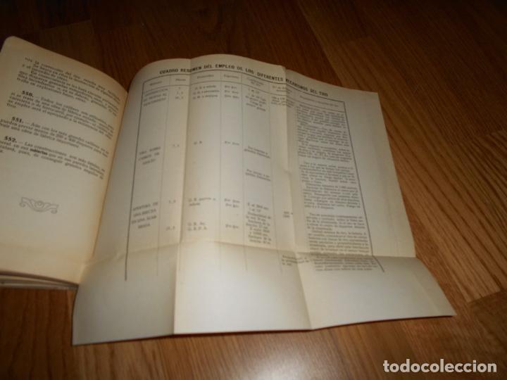 Militaria: Manual de tiro. F. Puertas primera edición 1928 específicamente para comandancia del RIF AFRICA - Foto 4 - 62259228