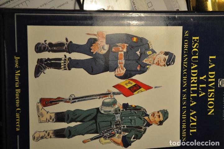 LA DIVISION Y LA ESCUADRILLA AZUL. (Militar - Libros y Literatura Militar)