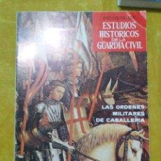 Militaria: REVISTA DE ESTUDIOS HISTORICOS DE LA GUARDIA CIVIL, AÑO 20, NUM 38, 1987. Lote 62779020