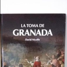Militaria: LA TOMA DE GRANADA. OSPREY MEDIEVAL. Lote 63652043