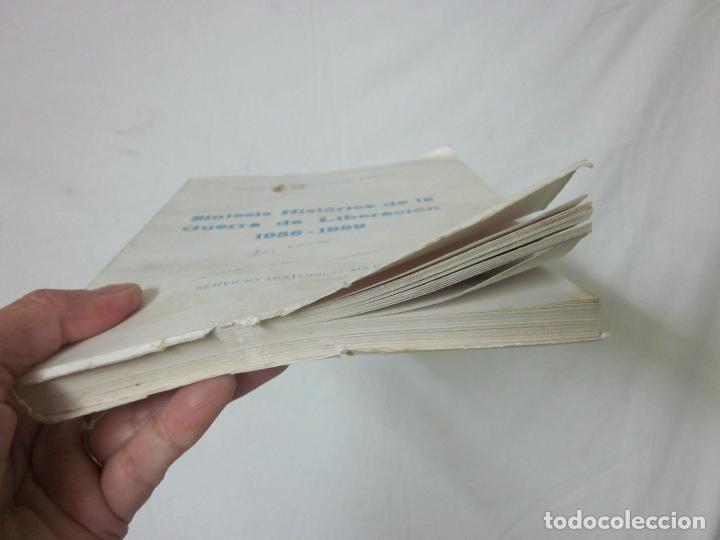 Militaria: Antiguo libro Sintesis historica de la guerra de liberacion 1936 - 1939, guerra civil - Foto 3 - 63784403