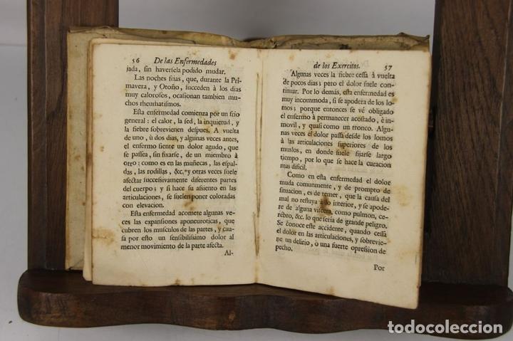 Militaria: 4907- DESCRIPCION COMPENDIOSA DE LAS ENFERMEDADES... VAN SWIETEN. IMP. JOAQUIN IBARRA. 1761. - Foto 3 - 43942391