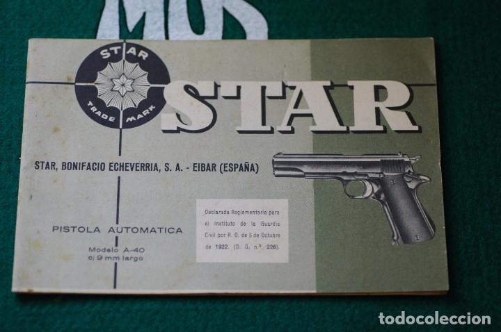Star b bm 9mm pistol owner/operators manuals for sale at.