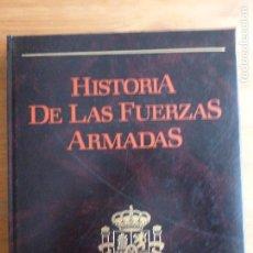 Militaria: HISTORIA DE LAS FUERZAS ARMADAS. 5 TOMOS. ED. PLANETA 1983. Lote 64817379