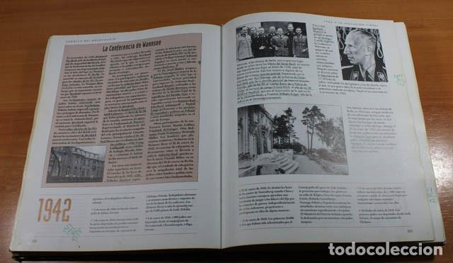 Militaria: CRONICA DEL HOLOCAUSTO, LIBSA 2002 765 PAG, FALTA LOMO Y CONTRAPORTADA - Foto 4 - 142573160