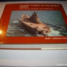Militaria: COMBAT FLEETS OF THE WORLD - 1978/79. Lote 65844286