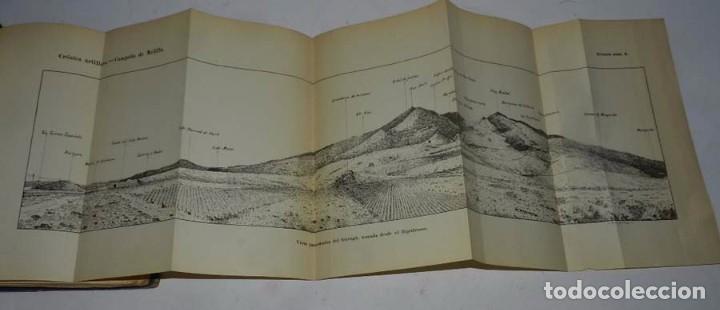 Militaria: Crónica artillera de la campaña de Melilla de 1909. (Crónica artillera de la campaña del Rif, título - Foto 8 - 66823210