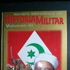 Militaria: REVISTA HISTORIA MILITAR VOLUMEN III. Lote 67809602