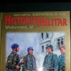Militaria: REVISTA HISTORIA MILITAR VOLUMEN V. Lote 67809842