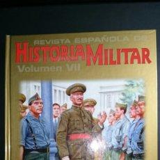 Militaria: REVISTA HISTORIA MILITAR VOLUMEN VII. Lote 67810399