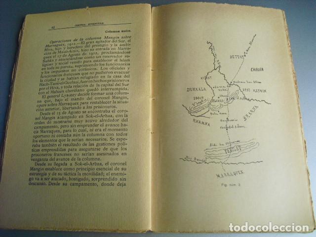 Militaria: 1918 LA GUERRA EN MARRUECOS GENERAL BERENGUER - Foto 2 - 67919485