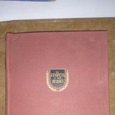 Militaria: LA EPOPEYA Y SUS HEROES QUEIPO DE LLANO 1956. Lote 68097173