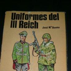 Militaria: UNIFORMES DEL III REICH . Lote 68253478