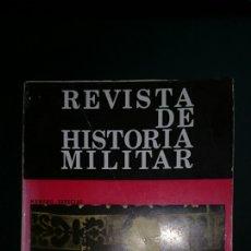 Militaria: REVISTA HISTORIA MILITAR FRANCISCO FRANCO ESCRITOR MILITAR . Lote 68277950