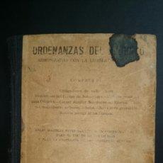 Militaria: ORDENANZAS DEL EJÉRCITO 1939. Lote 68321593