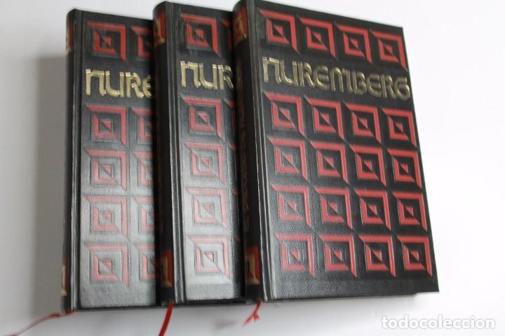 EL PROCESO DE NUREMBERG 3 TOMOS (Militar - Libros y Literatura Militar)