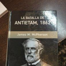 Militaria: LA BATALLA DE ANTIETAM 1862. Lote 69514933